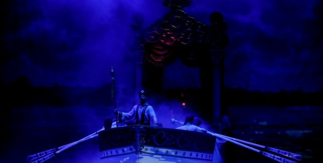 İzmir Devlet Opera ve Balesinin 5nci Murad balesinden ilk görüntüler