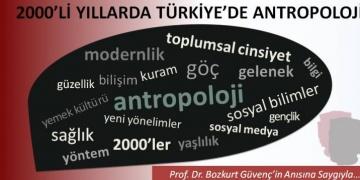 Türkiyede Antropolojinin durumu Ulusal Antropoloji Kongresinde irdelenecek