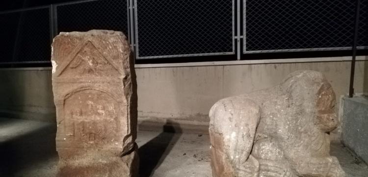 Konya'da 302 tarihi eser yakalandı