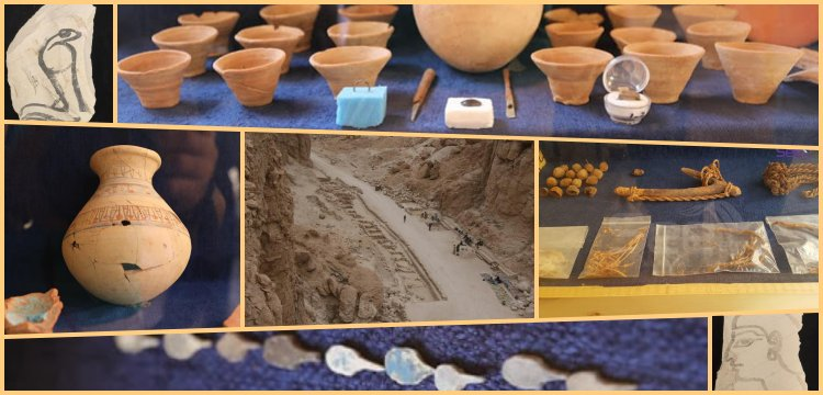 Ancient factories discoveries carried out in Valley of the Monkeys