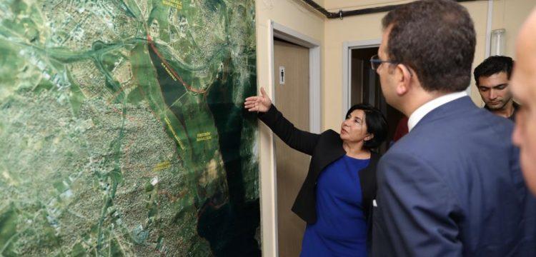 Başkan İmamoğlu: Tarihi kalıntılar Kanal İstanbul'dan daha önemli