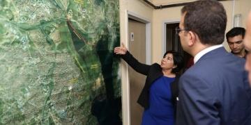 Başkan İmamoğlu: Tarihi kalıntılar Kanal İstanbuldan daha önemli
