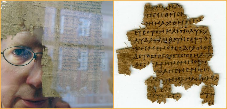 Renowned Professor Dirk Obbink has been accused of selling the papyri to Hobby Lobby