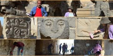 10 milyon dirhem harcanan Harran Sarayına ait yeni kalıntılar bulundu