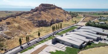 Vandaki Urartu Müzesini ilk bir buçuk ayda 26 bin kişi ziyaret etti
