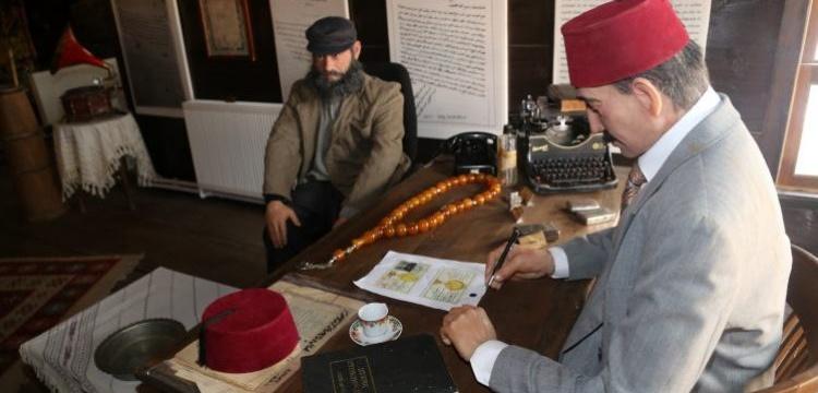 Kastamonu'da Muhtarlar Müzesi açıldı