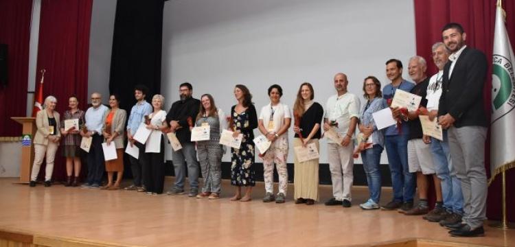 Foça Uluslararası Arkeolojik ve Kültürel Miras Belgesel Film Günleri başladı
