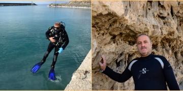 Dalgıç Cumali Birol: Van Gölünde dalış okulu açmak istiyoruz