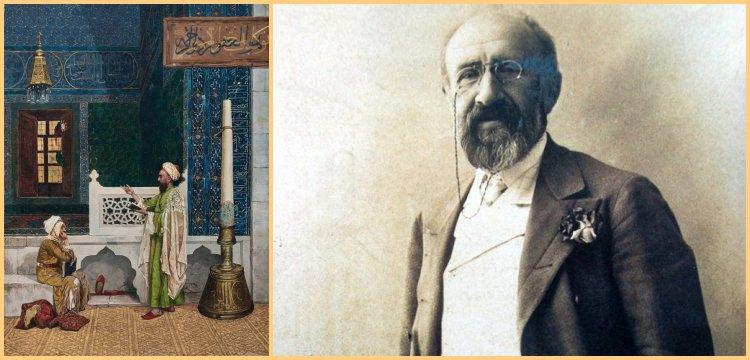 Osman Hamdi Bey'in Yeşil Cami'de Kuran Dersi tablosu satıldı