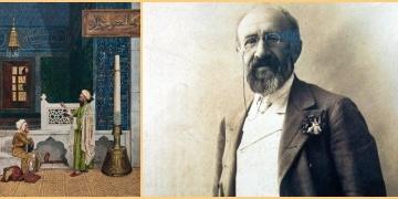 Osman Hamdi Beyin Yeşil Camide Kuran Dersi tablosu satıldı