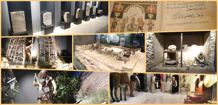 Kayıkla ve köprüyle ulaşılabilen Hasankeyf Müzesi ziyarete açıldı
