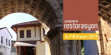 Dokuzuncu YAPEX Restorasyon Fuarının programı belli oldu