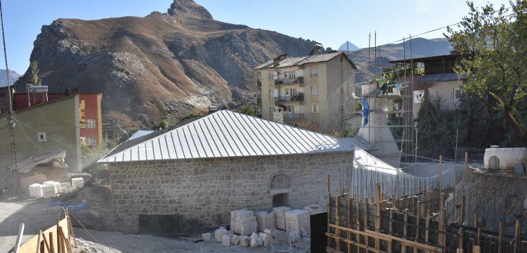 Hakkari'deki Kayme Sarayı Seyyid Taha-i Hakkari İslam Müzesi olacak