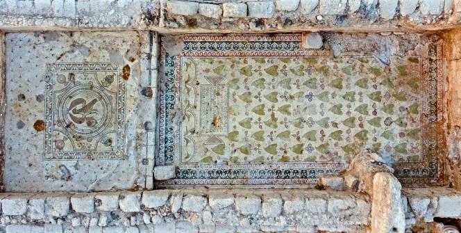 Batı Kudüste bulunan Bizans dönemine ait kilise