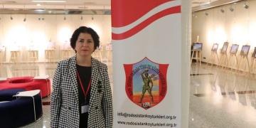 Dr. Neval Konuk Halaçoğlu Yunanistanın restorasyon anlayışına isyan etti