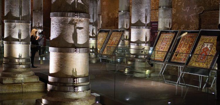 Koleksiyoner Selçuk Mergen'in Milas halıları İstanbul'da sergileniyor