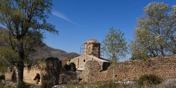 Gümüşhanedeki İmera Manastırı restore ediliyor