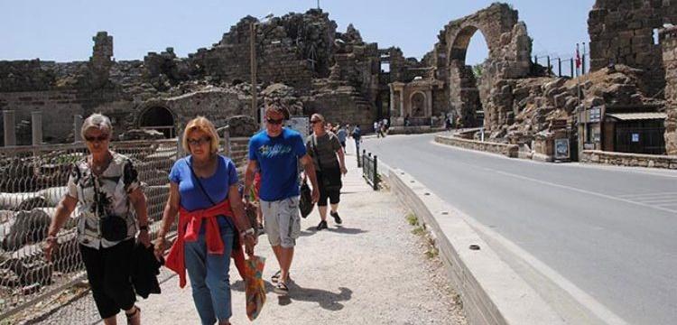 Antalya'ya turizminde 2020 hedefi:  18 milyon turist