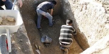 Juliopolis arkeoloji kazıları 6 yıl sonra tekrar başladı