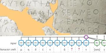 Yapay Zeka Pythia hasarlı antik metinleri alternatifli şekilde çözebiliyor