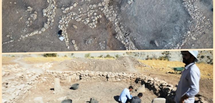 Mardinde 11 bin yıllık tapınak ortaya çıkarıldı