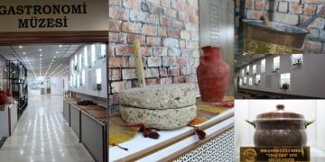 Sivasta Gelenekten Geleceğe Gastronomi Müzesi 24 saat ziyarete açık
