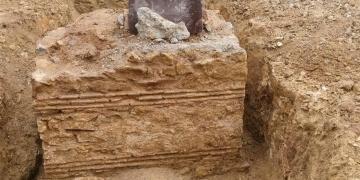 Kadıköyde 1400 yıllık su şebekesi bulundu!