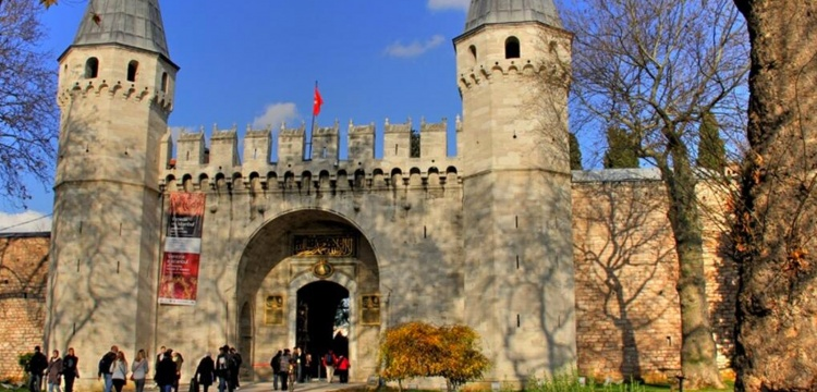 Milletvekili İlgezdi'den Cumhurbaşkanlığı'na Topkapı Sarayı soruları