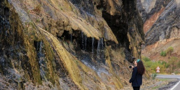 Tuncelinin Ağlayan Kayaları