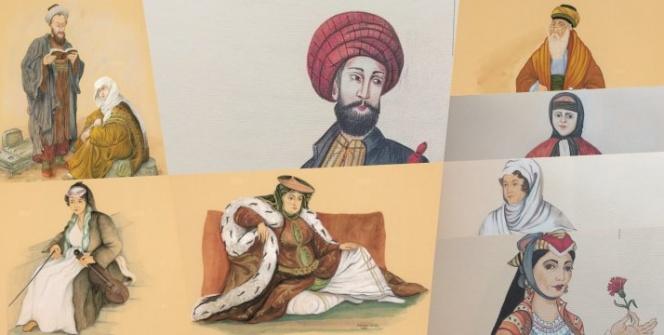 Osmanlıda Yahudi Kıyafetleri