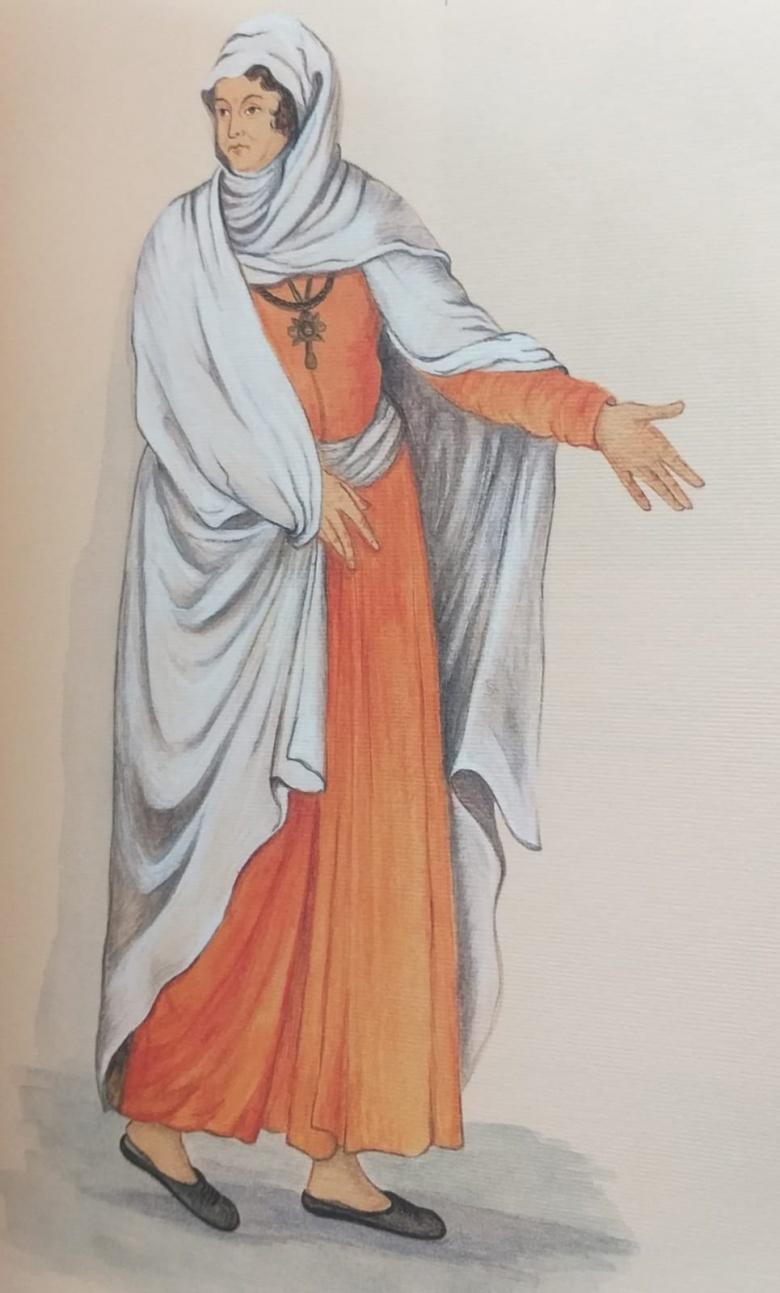 Osmanlı'da Yahudi Kıyafetleri