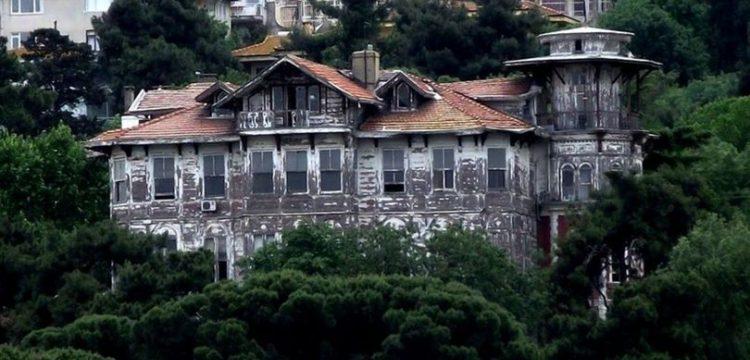 Büyükada'daki Hacopulos Köşkü restore edilecek