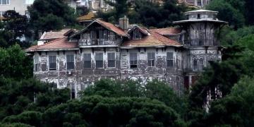 Büyükadadaki Hacopulos Köşkü restore edilecek