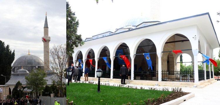Tekirdağ'daki Mimar Sinan'ın eseri  Rüstem Paşa Camisi restore edildi