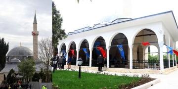 Tekirdağdaki Mimar Sinanın eseri Rüstem Paşa Camisi restore edildi