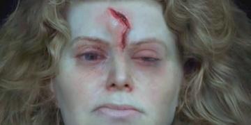 Viking Kadın Savaşçısının yüzü böyle canlandırıldı
