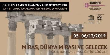 ANAMED 2019 Yıllık Sempozyumunun programı açıklandı