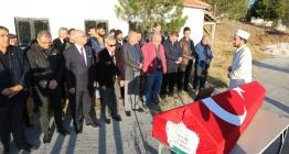 Arkeolog Aykut Çınaroğlu Alaca Höyükte toprağa verildi