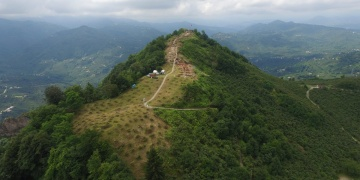 Kurul Kalesine ziyaretçi karşılama alanı ve kazı evi yapılacak