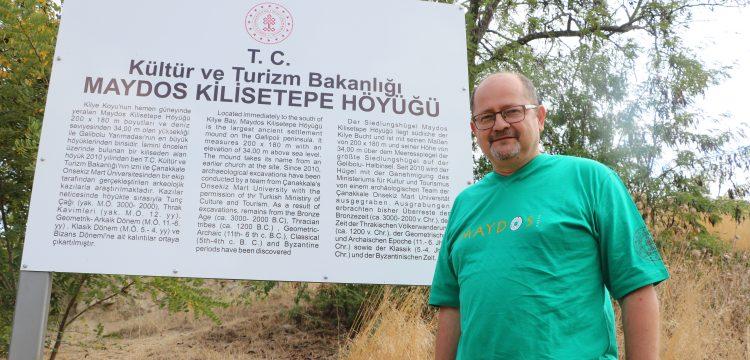 Çanakkale 4 bin yıl önce Balkanlardan göç almış