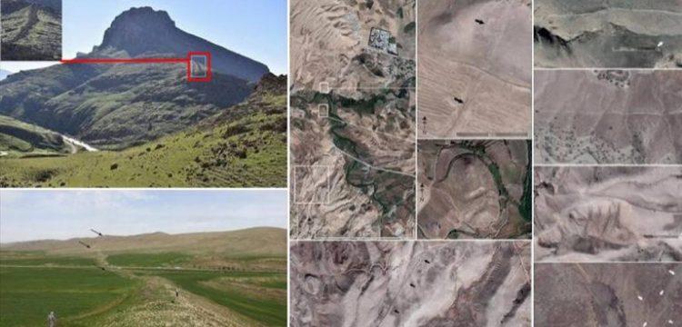 İran'da taştan örülmüş 115 kilometrelik tarihi set keşfedildi