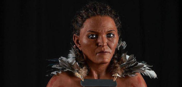 İsveç'te 7 bin yıl önce yaşayan kadının vücudu böyle canlandırıldı