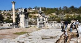 Stratonikeia Antik Kentinde iki yeni proje hayata geçirilecek