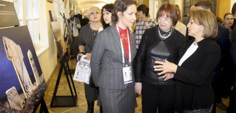 Türkiye'nin UNESCO Dünya Mirası Listesindeki  17 eseri Rusya'da tanıtıldı