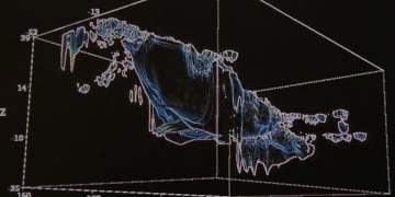 Ağrıda Nuhun Gemisi denilen oluşum 3 boyutlu görüntülendi