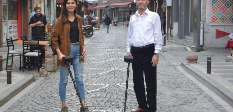 Bir dedektör pazarlama haberi de Sözcü'de yayınlandı
