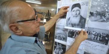 Kudüsteki son Osmanlı askeri Iğdırlı Onbaşı Hasanın resmi bulundu