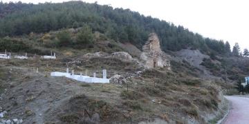 Denizlideki Sultan Murat Camisinin kalıntılarının restitüsyonu yapılacak