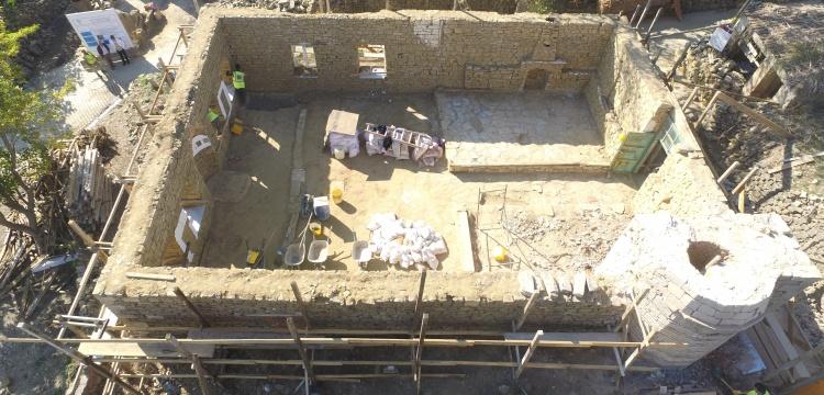 Şarköy'deki 650 yıllık cami, hamam ve çeşme restore ediliyor