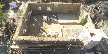 Şarköydeki 650 yıllık cami, hamam ve çeşme restore ediliyor